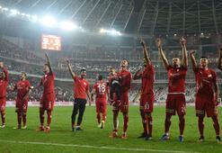 Antalyaspor, ligin ikinci yarısından ümitli