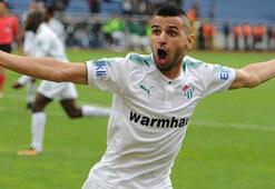 Bursasporun sürpriz golcüsü Aziz Eraltay