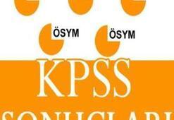 KPSS Önlisans ve Ortaöğretim sonuçları ne zaman açıklanacak