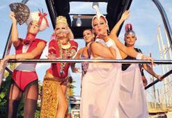 Karnaval heyecanı
