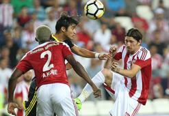 Demir Grup Sivasspor- Evkur Yeni Malatyaspor: 2-0