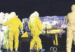 Madrid'deki 'Ebola' paniği büyüyor