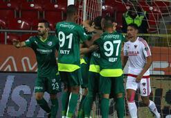 Mersin İdman Yurdu - Bursaspor: 2-5
