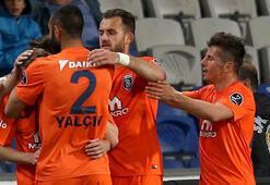 Medipol Başakşehir - Çaykur Rizespor: 1-0