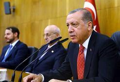 Erdoğan:  PKKya İran ile müşterek operasyon her an gündemde