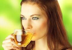 Yeşil çayın yeni faydaları