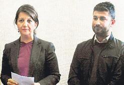 BDP'li vekil eşinin  'katilleriyle' yüzleşti