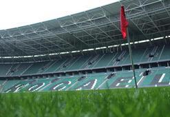 Kocaeli Stadyumunda son aşamaya gelindi
