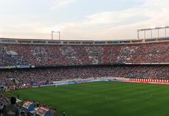 Vicente Calderon Stadına Türk sponsor
