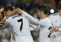 Real Madrid - Schalke 04: 3-1