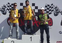 Honda Gymkhana'nın üçüncü etabı sonuçlandı
