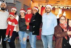 Ukraynalılar'dan Noel kutlaması