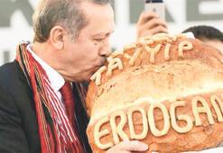 Türk'ün nimetle imtihanı...