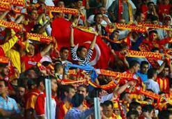 Kayserispora 5 maçta 580 bin 500 lira ceza