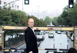 Hollywood yıldızları  İstanbul'u keşfetti