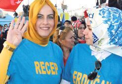 Kadınların Erdoğan aşkı