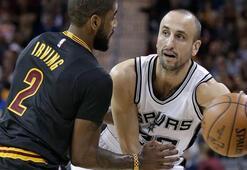 San Antonio Spurs, 40 yaşındaki Ginobili ile sözleşme uzattı