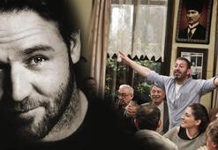 Russell Crowe inspirienrt vom lied Hayde