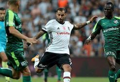 Beşiktaş - Bursaspor: 2-1 (İşte maçın özeti)