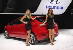 Hyundai 3 kapılı i30 ile Pariste