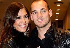 Sneijder ve Yolanthe fuhuşa savaş açtı