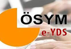 e-YDS başvuruları başladı e-YDS başvuruları nasıl yapılır