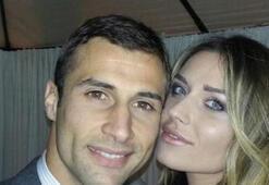 Lorik Cana Monika ile evlendi