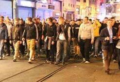 Taksimde Devler Ligi kavgası