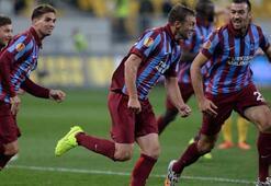 Trabzonspor, Avrupada 116. randevuda