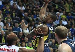 Fenerbahçe Ülker direnemedi