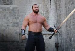 Game of Thrones karakteri The Mountain İstanbula geliyor
