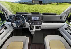 Volkswagen XXL California yeni görselleriyle karşınızda...