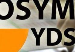 2016 e-YDS başvuruları başladı