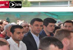 Hakan Şükür'e cenazede büyük şok