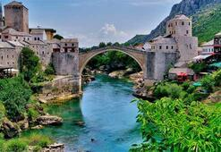 Bosna-Hersek'teyiz: Mostar ve Saraybosna