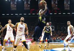 Galatasaray Odeabank - Fenerbahçe: 65-63