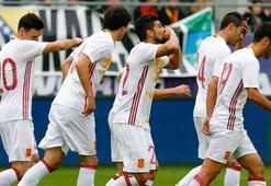İspanya - Bosna Hersek: 3-1