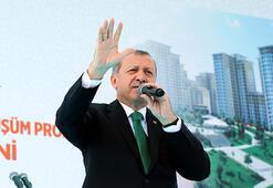 Cumhurbaşkanı Erdoğan o sözleri böyle iade etti