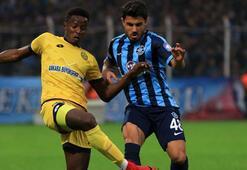 Adana Demirspor-MKE Ankaragücü: 2-1