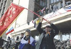 Ukrayna'nın doğusu bağımsızlığını istedi