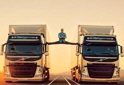 Volvo Kamyon viralde bir ilke imza attı