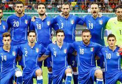 İtalya Milli Takımı 23 kişilik nihai kadrosu belli oldu
