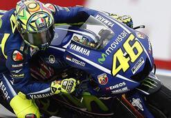 Şampiyon pilot Valentino Rossi kaza geçirdi