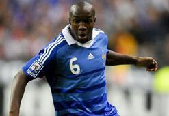 Fransada Lassana Diarra sakatlık sebebiyle kadrodan çıkarıldı