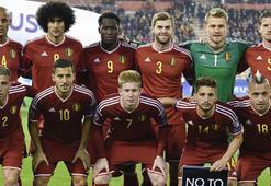 Belçika Milli Takımının 23 kişilik nihai kadrosu açıklandı