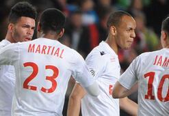 Monaco, PSGyle farkı 10a indirdi