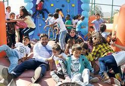 Beşiktaş Belediyesi'nden Hakkari'de çocuk şenliği
