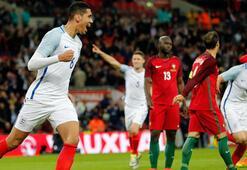 İngiltere - Portekiz: 1-0