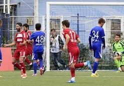 Tuzlaspor - Kasımpaşa: 3-1