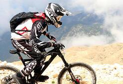 Down Olympos Dağ Bisikleti Yarışı tamamlandı